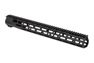 Grey Ghost Precision 17 inch handguard is machined from 6061-T6 aluminum