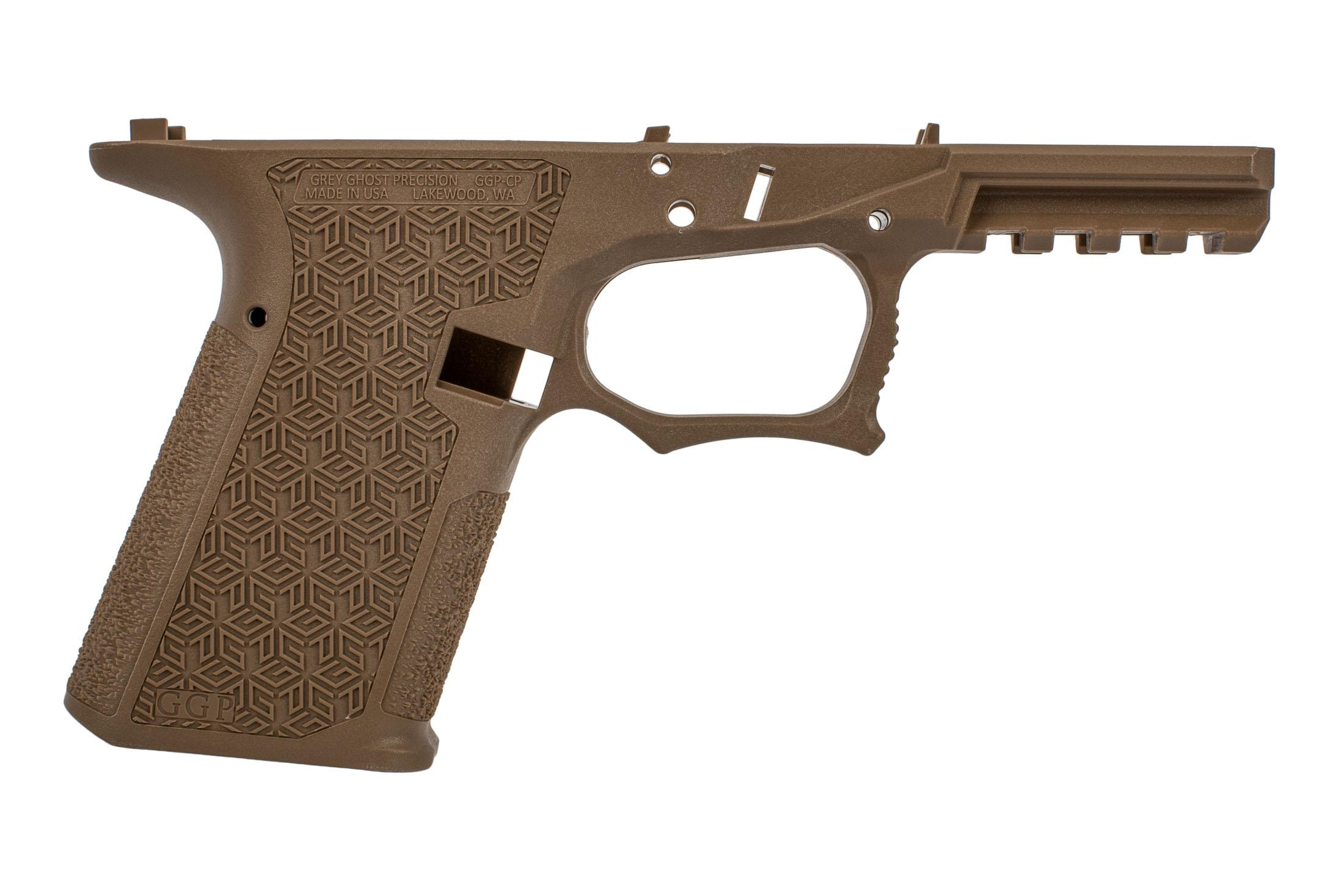 Grey Ghost Precision Compact Combat Pistol frame