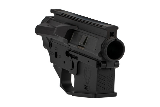 Grey Ghost Precision's Cornerstrone is a forged AR-15 receiver set machined to exacting specifications.