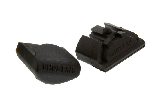 The Ghost Inc grip plug is designed for Gen 4 Glock medium frame pistols