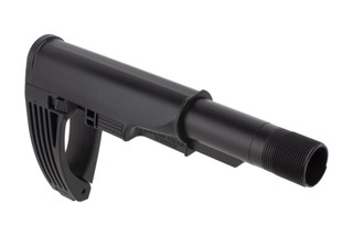 Gear Head Works Tailhook Mod 2 AR-15 pistol brace is adjustable for optimal length with a black finish