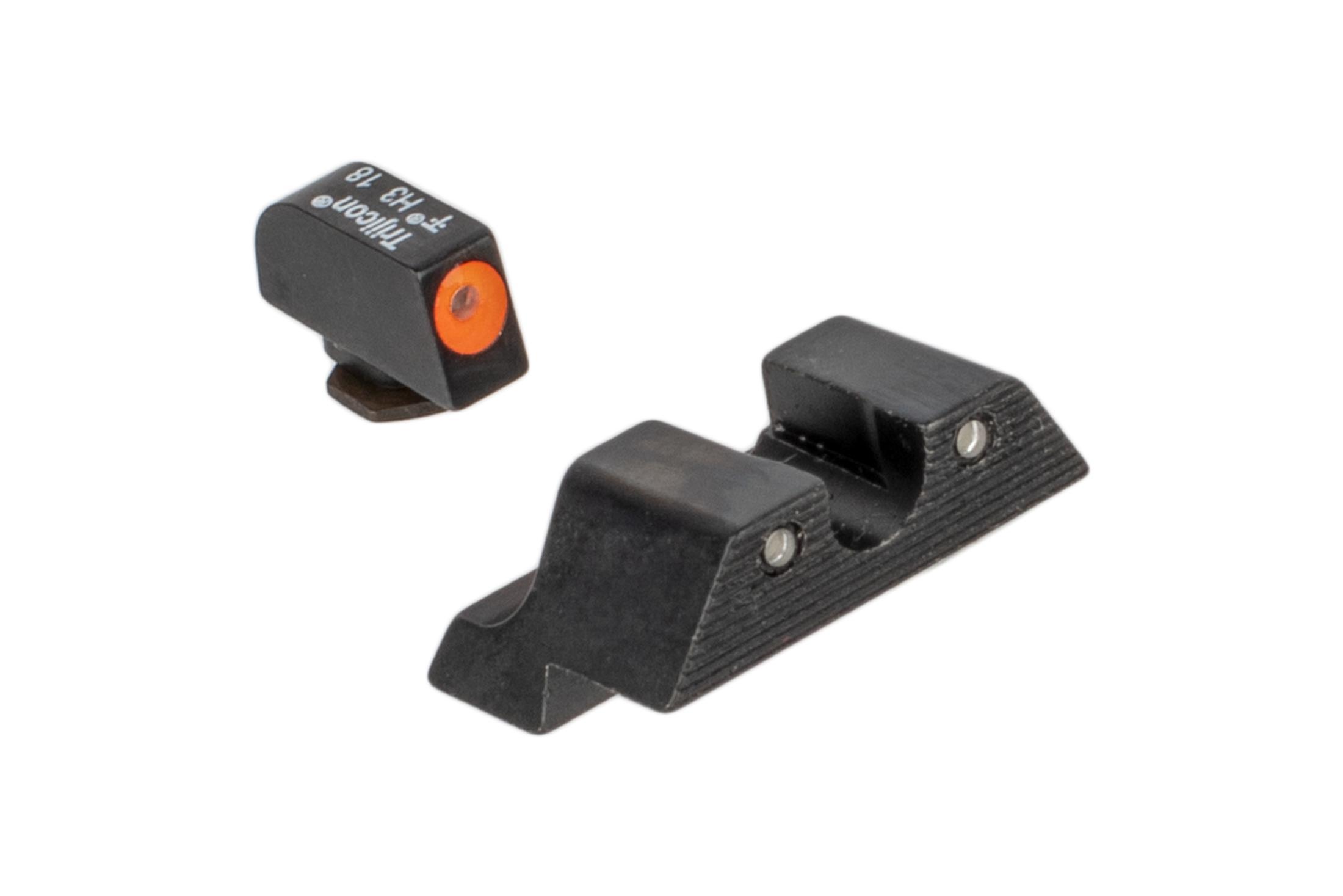 trijicon hd night sights for standard glock og g gl101o