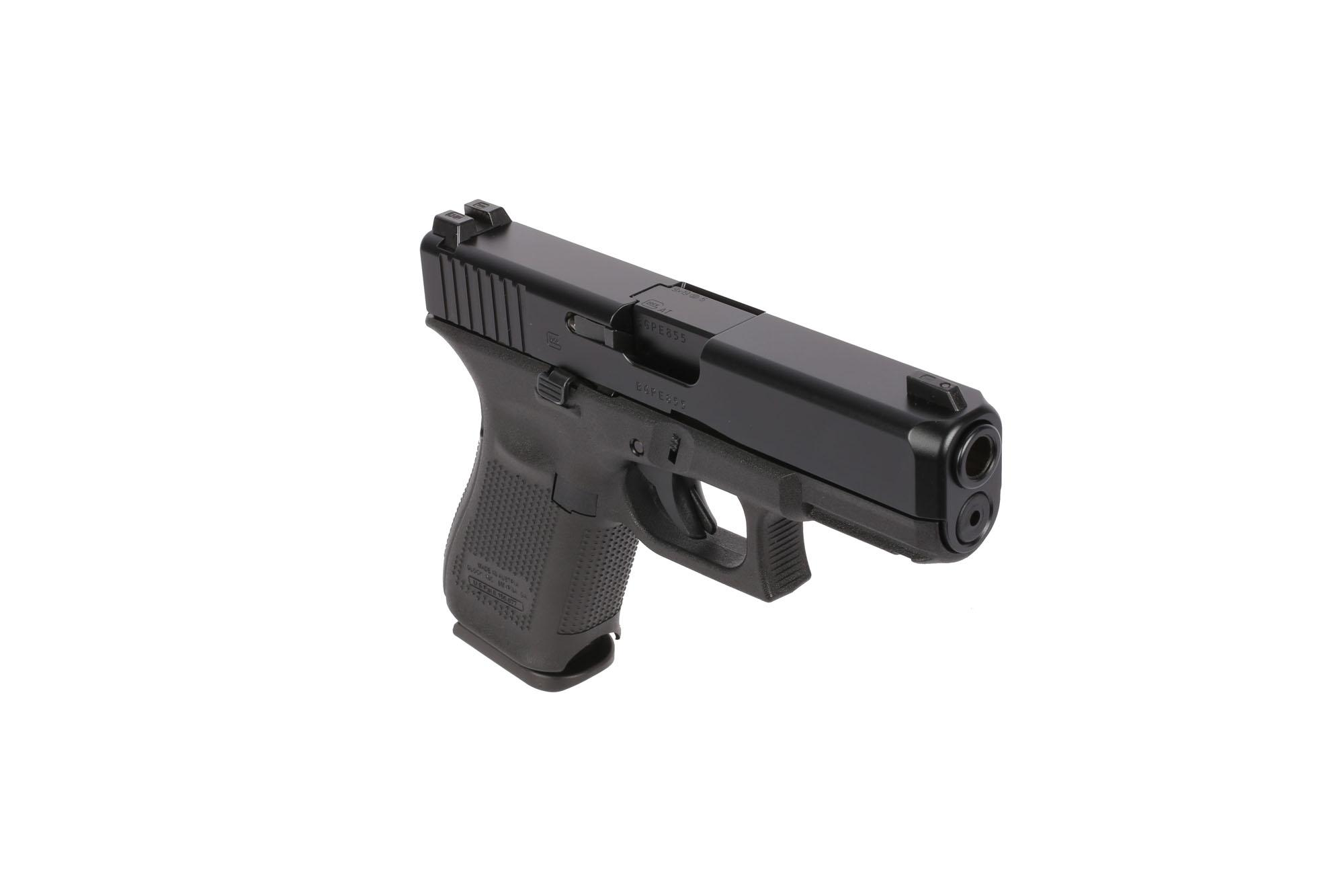 GLOCK 19 Gen5 9mm Compact Pistol - Night Sights