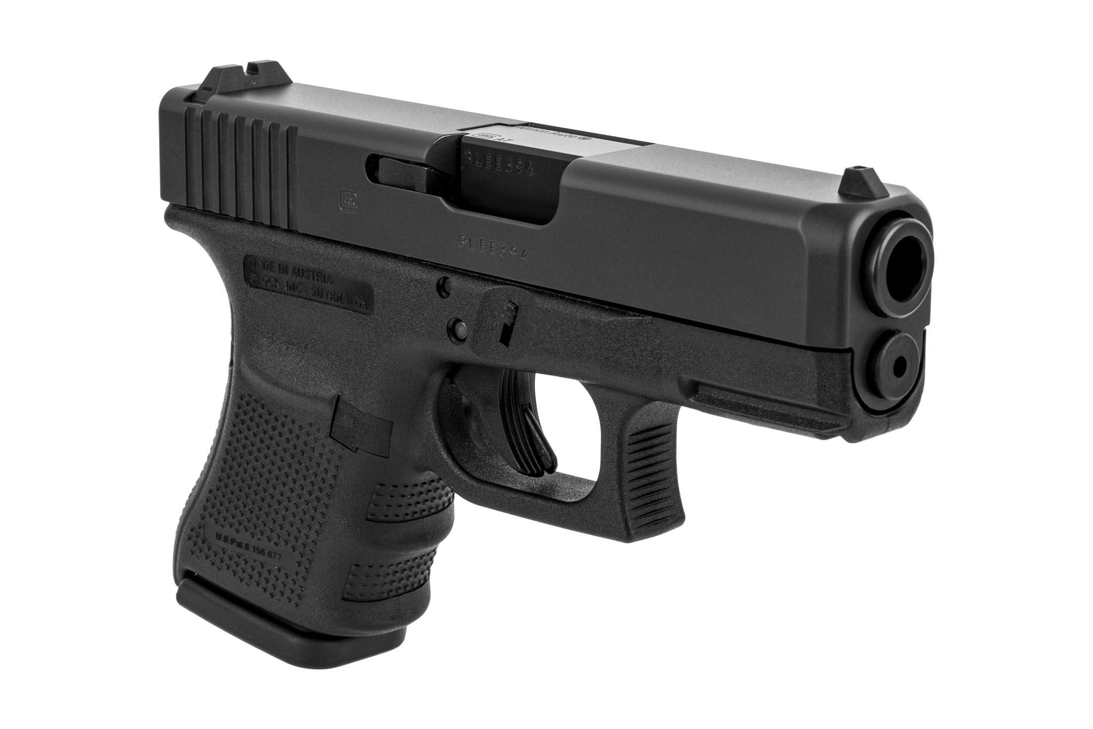 Glock G29 Gen4 10mm Sub Compact 10-Round Polymer Frame Handgun - 3 78
