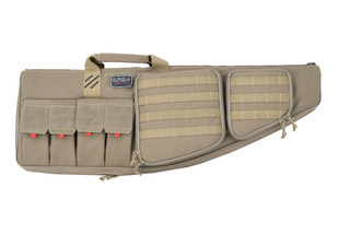 G Outdoors GPS AR rifle case comes in tan