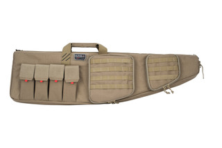 G Outdoors GPS Tactical AR case 42 inch comes in tan