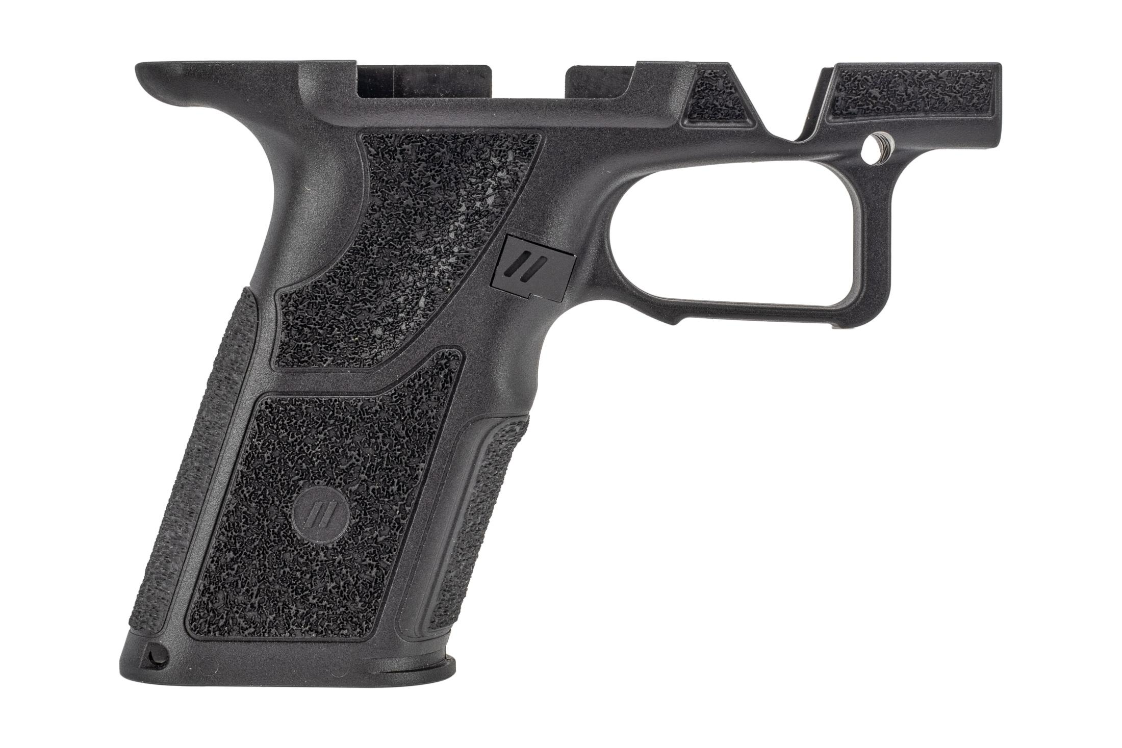 Zev Technologies Standard OZ9 Grip Kit is made from black polymer