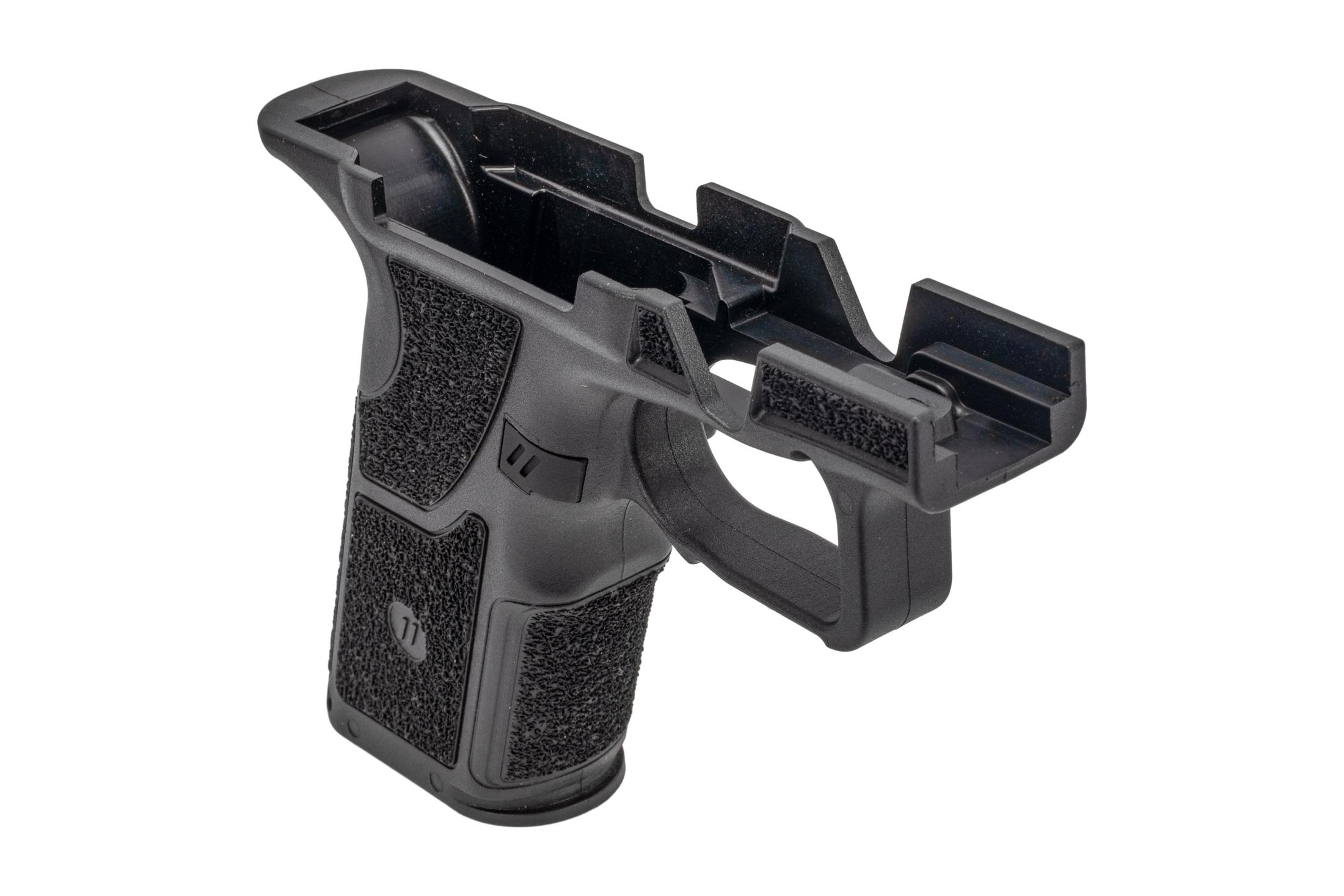 Zev Tech OZ9 Grip Module is designed for full size G17 magazines