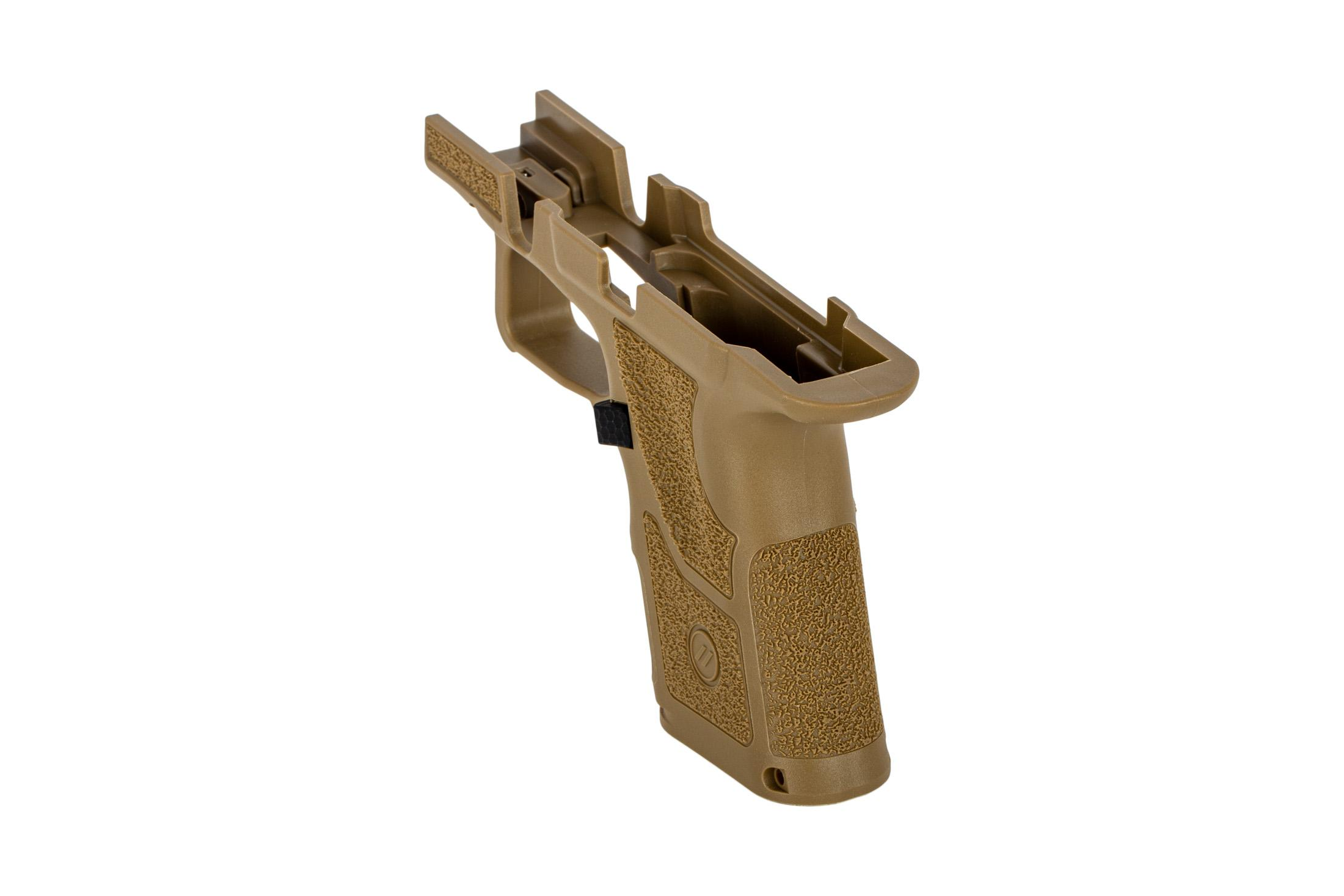 Zev Technologies Compact OZ9c pistol frame is a non serialized part