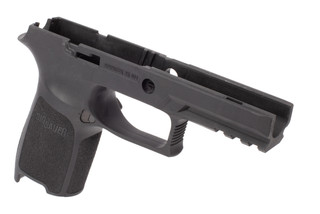 SIG Sauer P320 Grip Module comes in black and is designed for 45 ACP carry slides