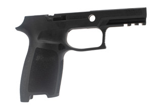Sig Sauer large carry grip shell for P250 / P320 9mm .40 .357 offers an ergonomic grip in a durable polymer frame