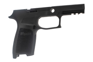 Sig Sauer medium carry grip shell for P250 / P320 9mm .40 .357 offers an ergonomic grip in a durable polymer frame