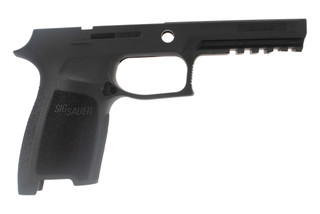 Sig Sauer large full size grip mod for P250 / P320 .45 ACP provides an ergonomic grip in a durable polymer frame
