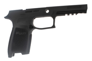 Sig Sauer medium full size grip mod for P250 / P320 .45 ACP provides an ergonomic grip in a durable polymer frame