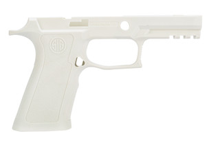 SIG P320 X-Series Grip Module comes in white