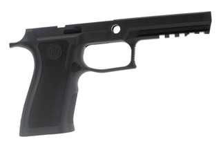Sig Sauer medium full size grip shell for P250 / P320 x-series 9mm offers an ergonomic grip in a durable polymer frame