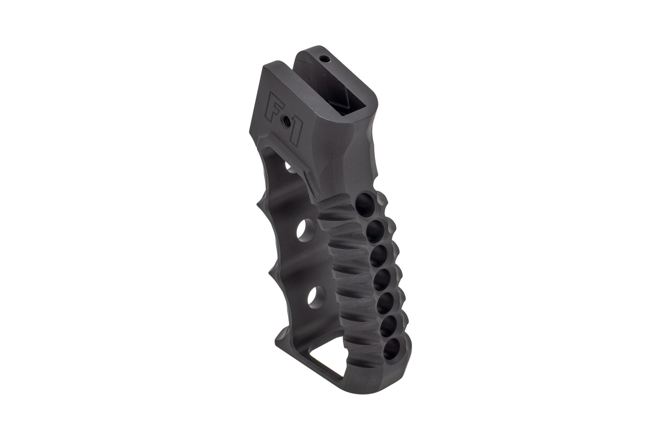 F-1 Firearms ST2 Skeletonized AR-15 Pistol Grip with Finger Attachments