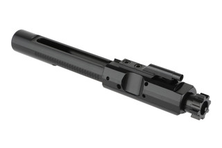 The Guntec USA .308 bolt carrier group features a durable black Nitride finish