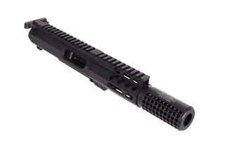 Guntec USA Complete 5.5in 9mm Upper Half with Faux Suppressor