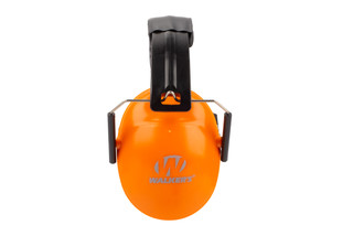 Walkers Kids Earmuffs hearing protection come in orange
