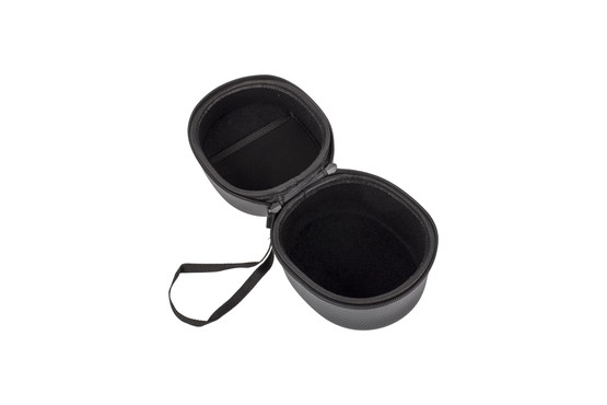 The Walkers EVA Razor storage case is padded on the inside to protect your earmuffs