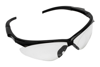 The Walkers crosshair sport safety glasses features clear polycarbonate lenses