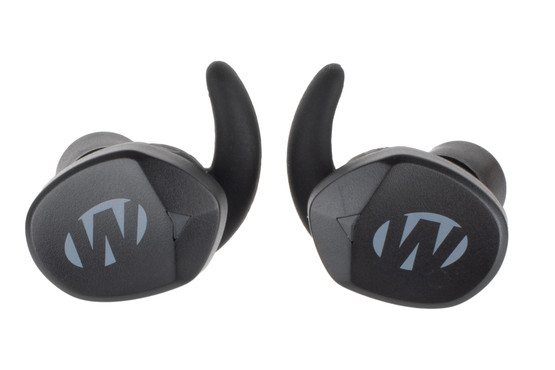 Walkers Silencer 2.0 hearing protection are usb rechargeable