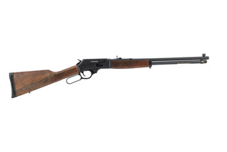 Henry 30-30 Lever Action rifle features a side loading gate