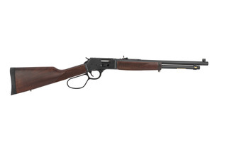 Henry Big Boy Steel 45LC lever action rifle with a 16.5 inch barrel