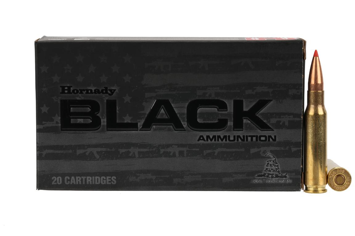 Hornady Black .308 Winchester 155 gr A-MAX - Box of 20