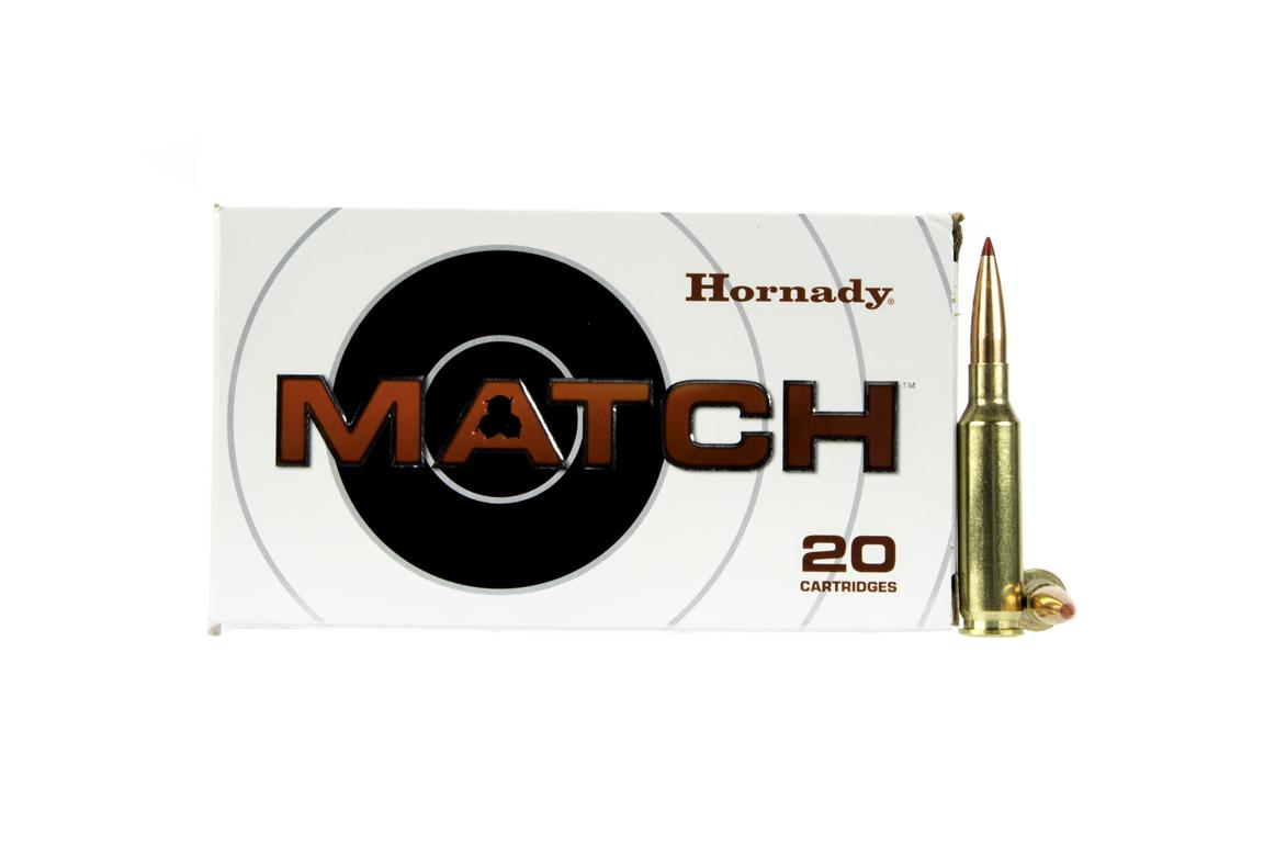 Hornady Match 6.5 Creedmoor 147 gr ELD Match - Box of 20