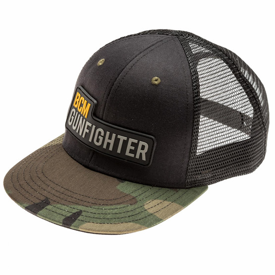 BCM Gunfighter hat from side view