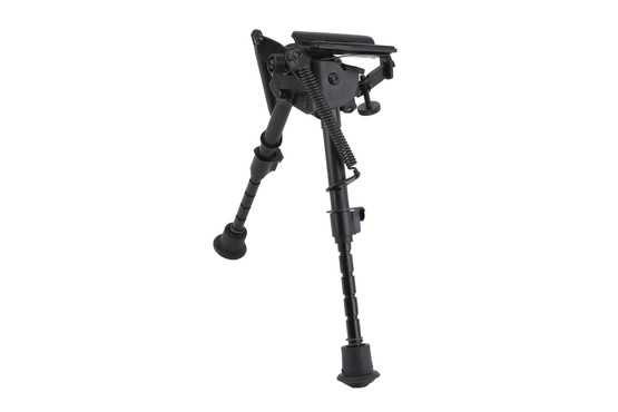 This Harris Bipod features a quick detach function for sling swivel studs