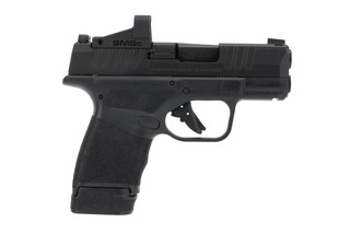 Springfield Armory Hellcat 9mm pistol features the Shield SMSc red dot sight