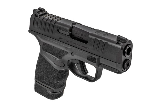 Springfield Armory Hellcat micro compact 9mm pistol holds 13 rounds of 9mm
