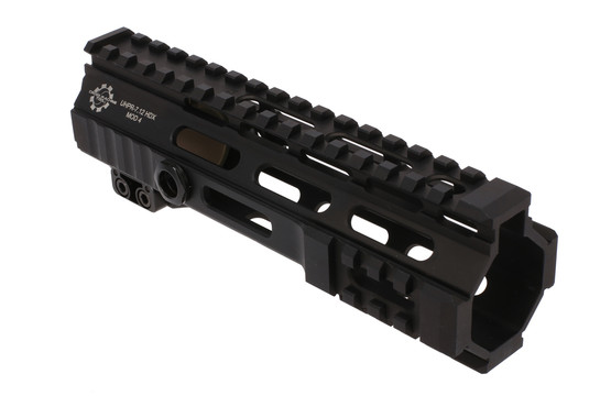 The Cross Machine Tool UHPR 7.12 HDX Mod 4 AR15 handguard is designed for short AR pistols