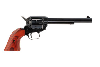 Heritage Arms Rough Rider revolver is a classic staple in American revolver history. Now chambered in .22LR, and .22 WMR