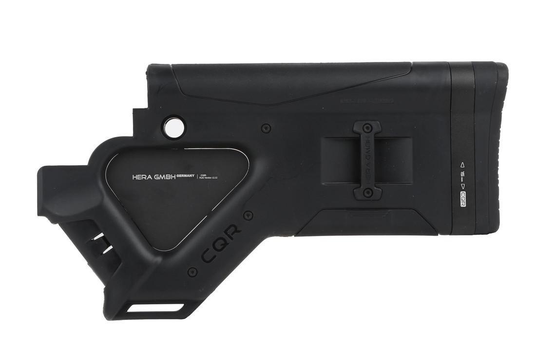 Hera Arms CQR Featureless Buttstock - Black