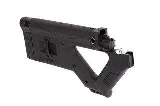Hera Arms CQR Fixed Buttstock fits AK47 or AK74 rifles with an ergonomic thumbhole stock with multiple sling mount options. Black.