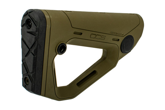 Hera Arms CCS AR15 stock is compatible with carbine buffer tubes