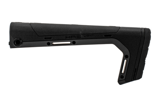 Hera Arms HRS Light rifle stock is compatible with A2 length buffer tubes