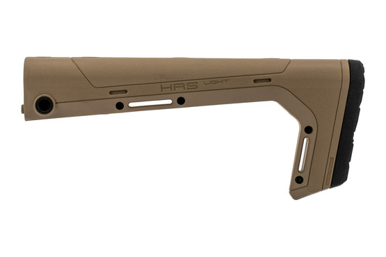 Hera Arms HRS Light rifle stock features QD sling swivel cups