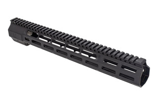 Zev Technologies Wedge Lock AR10 Handguard 14 features a free float design