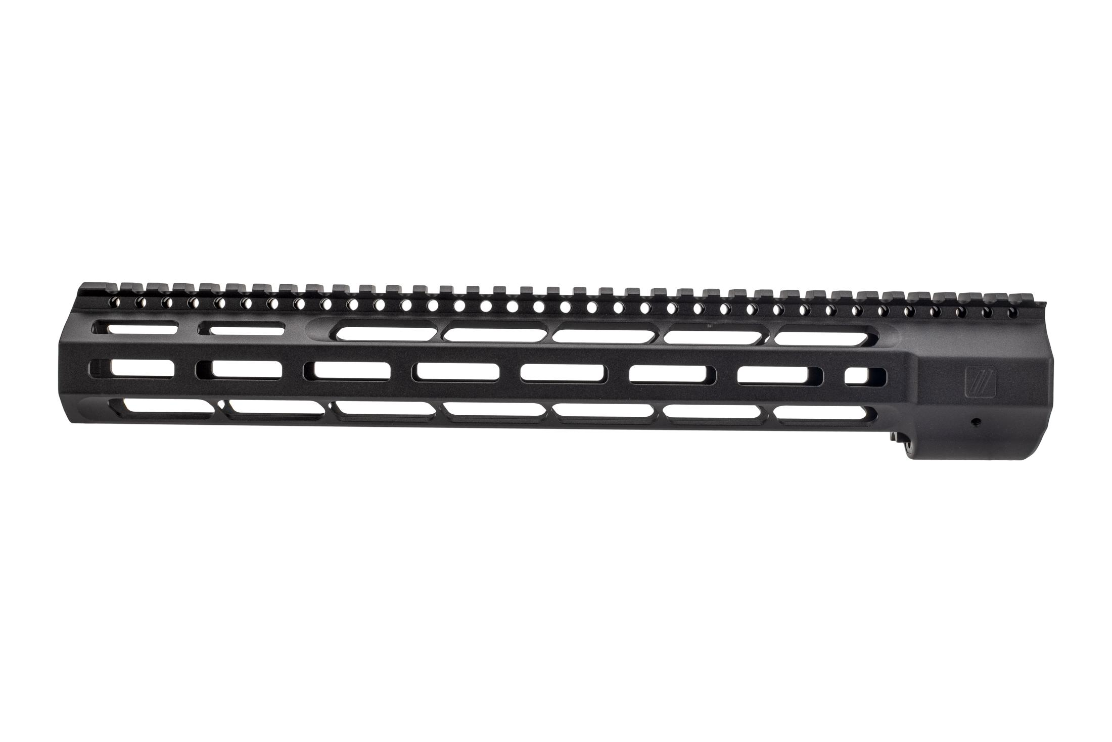 Zev Technologies AR 10 free float handguard is designed for high pattern receivers