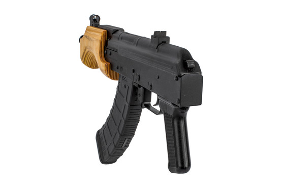 The Century Arms Micro Draco AK47 Pistol comes with a 30 round magazine
