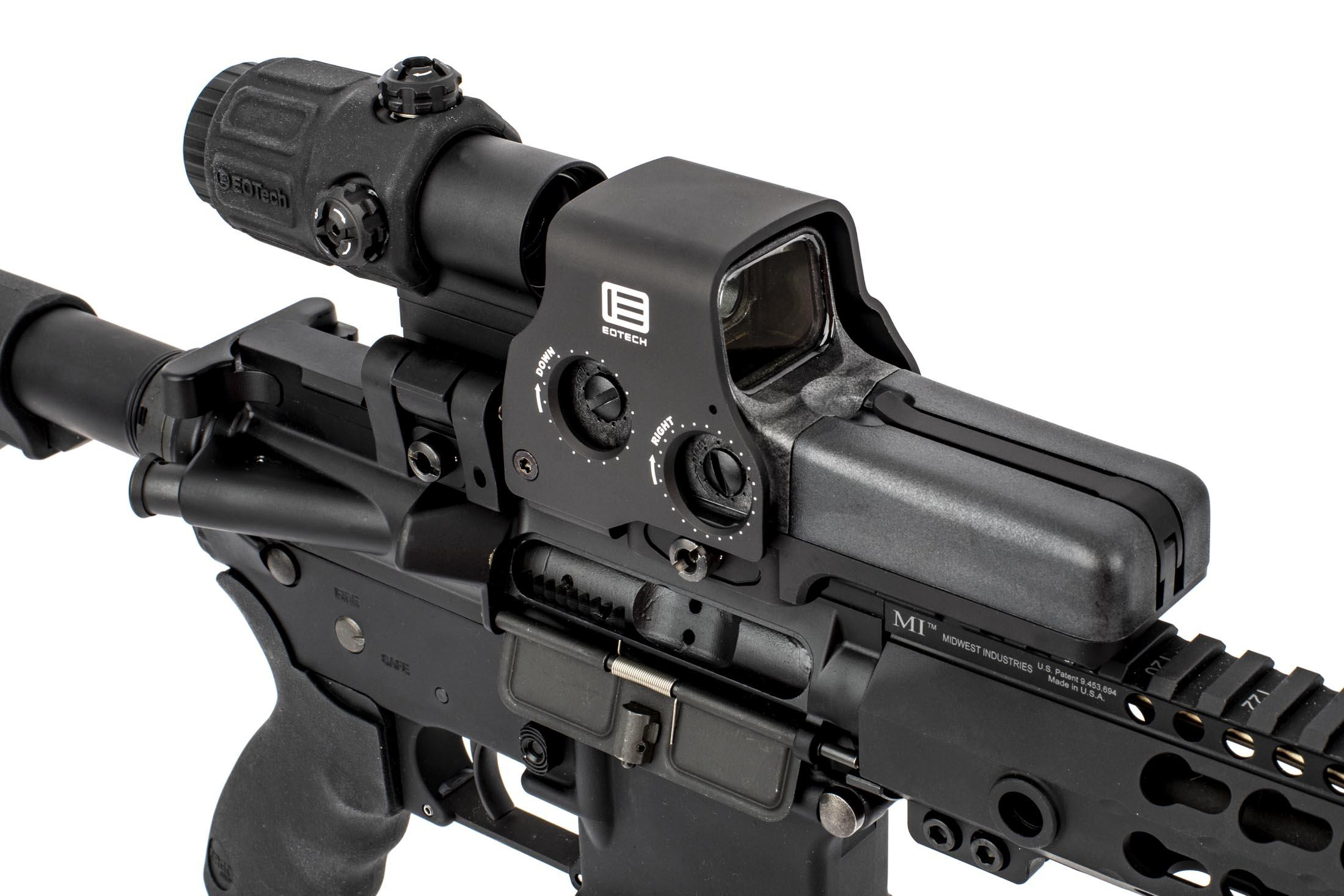 Eotech 518 2 Hws With G33 Magnifier Hhs Iii