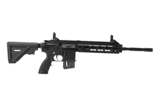 Heckler & Koch HK46 22lr rimfire rifle comes with a 10 round magazine