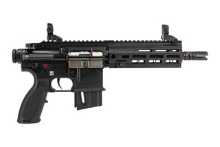 Heckler & Koch HK416 Pistol chambered in .22 LR includes a 10-round magazine