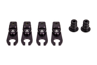 Unity Tactical SARA Kit comes with ESS studs