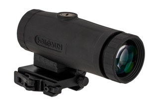 The Holosun HM3X Magnifier features a QD flip to side mount